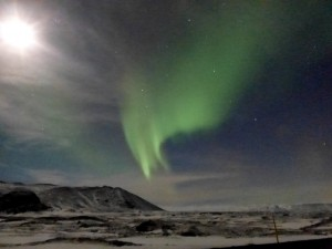 northern lights, night two